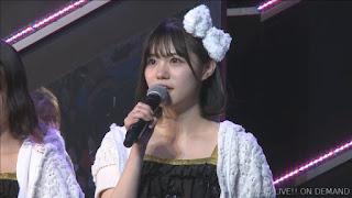 HKT48 Tanaka Yuka announces her graduation
