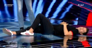 The Voice: Χαμός με την 17χρονη Κύπρια! Σκληρή μάχη των coaches – Ξάπλωσε μπροστά της ο Σάκης…