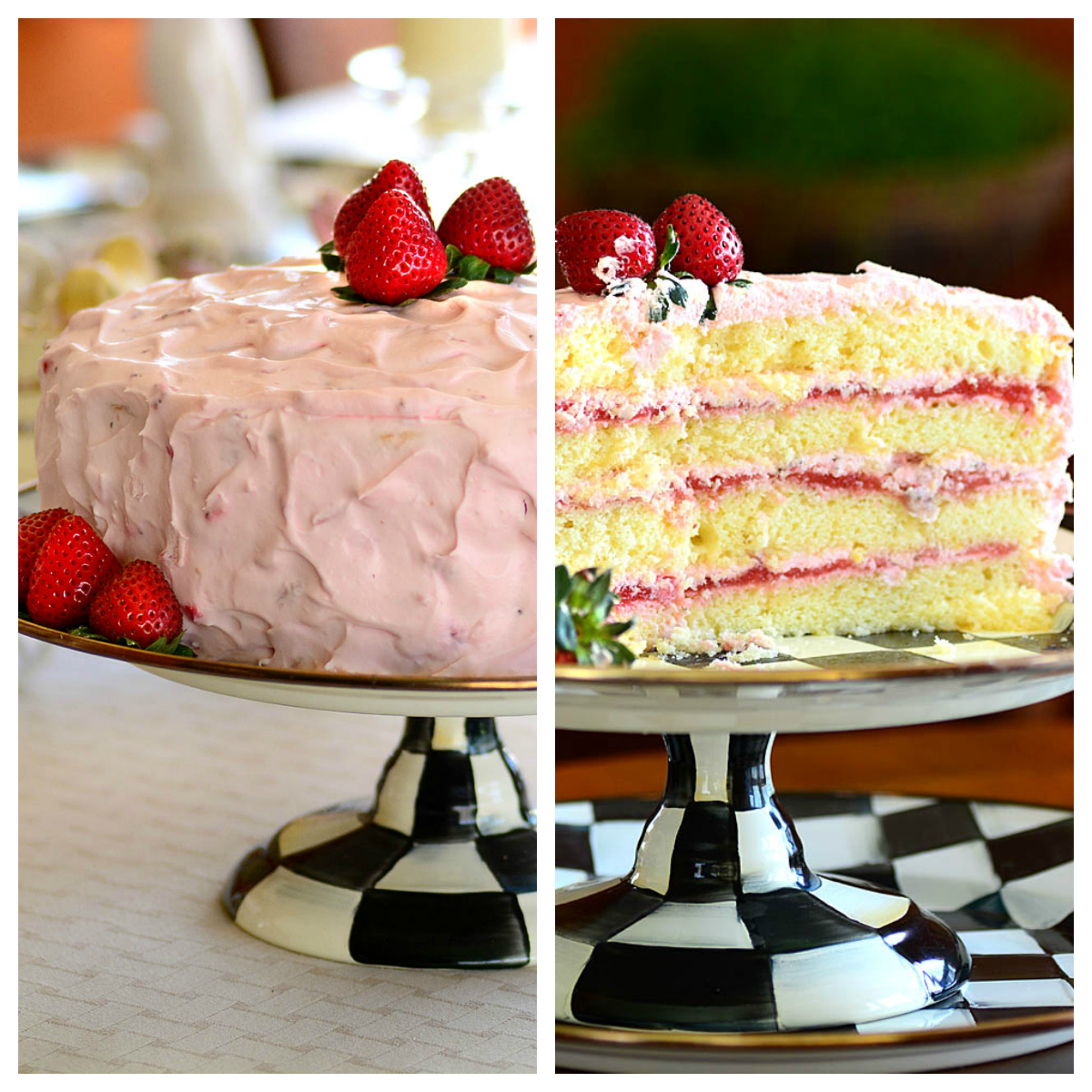 Strawberry Lemonade Layer Cake: Savoring Time In The Kitchen: Grilled Rainbow Trout