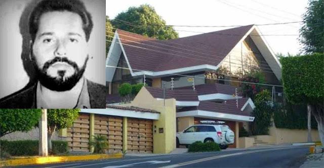 """FOTOS; Conoce la mansión del capo """"Nacho Coronel"""" que pretenden rentar en 75 mil al mes en Guadalajara"""