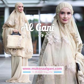 Zaskia MUKENA TANIA AL GANI BY YULIA Mukena cantik bahan seruty import dg brukat tyle bermotif yg sangat sangat cantik brukat timbul dengan motif daun.  INFORMASI PEMESANAN : SMS/WA 0859-4590-5858 ( Pendaftaran Reseller dan Grosir ) Pricelist dan katalog www.mukenaalagani.com #mukena #jualmukena #mukenaadem #mukenahaji #mukenaumroh #mukenacantik #mukenahcantik #mukenah #mukenamurah #mukenakatun #mukenalebaran #mukenagrosir #mukenaelegan #mukenacantikmurah