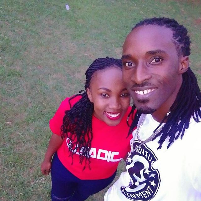Dj Sadic Has Found Love, Have A Look At The Lady He Is Currently Dating. (Photos)