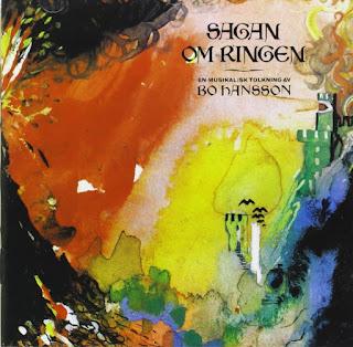 Bo Hånsson - 1970 - Music Inspired By Lord Of The Rings Sagan Om Ringen