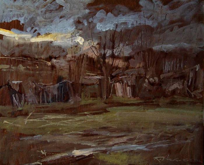 Человек и пейзажи. Rodrigo Costa