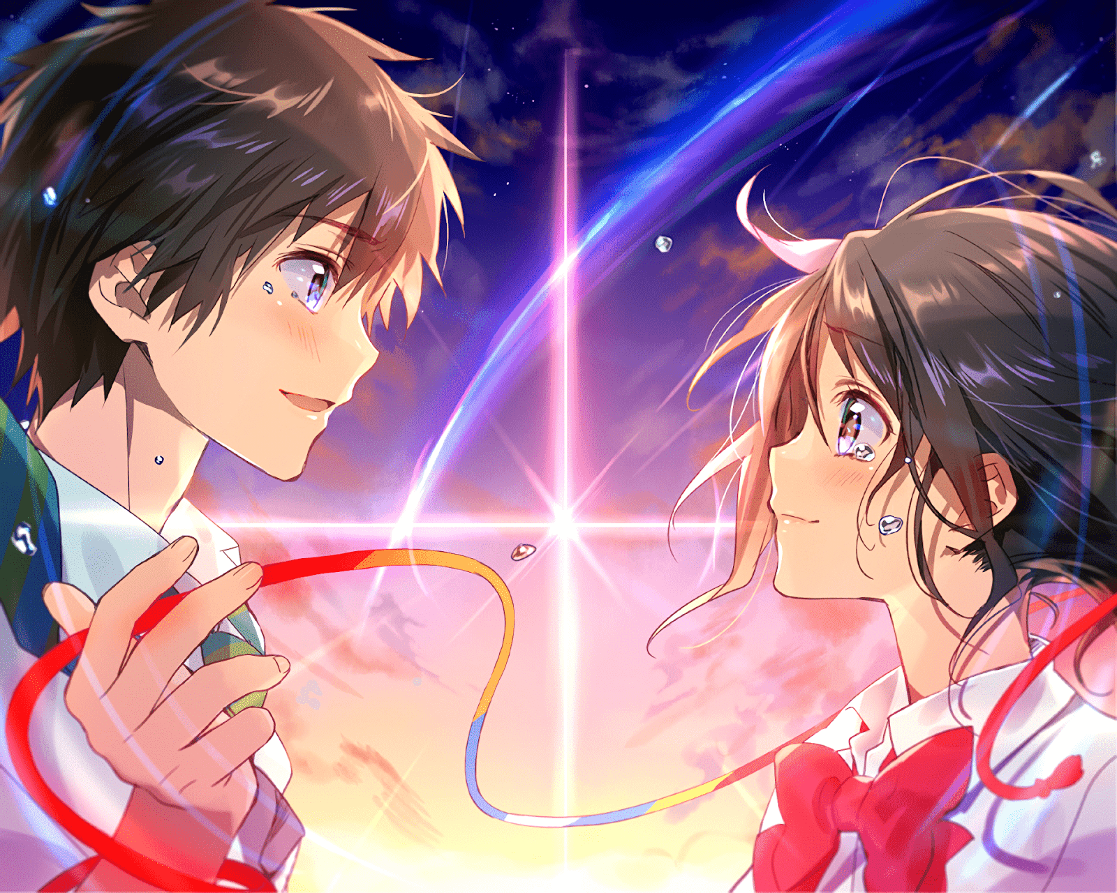 AowVN%2B%252832%2529 - [ Hình Nền ] Anime Your Name. - Kimi no Nawa full HD cực đẹp | Anime Wallpaper