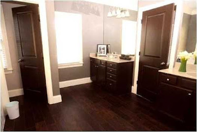 Bathroom Ideas Dark Wood Floors Naturally