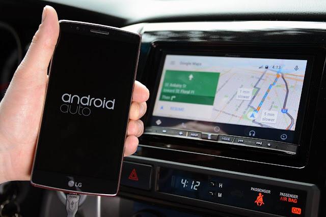تحميل و شرح المفصل لنظام android auto