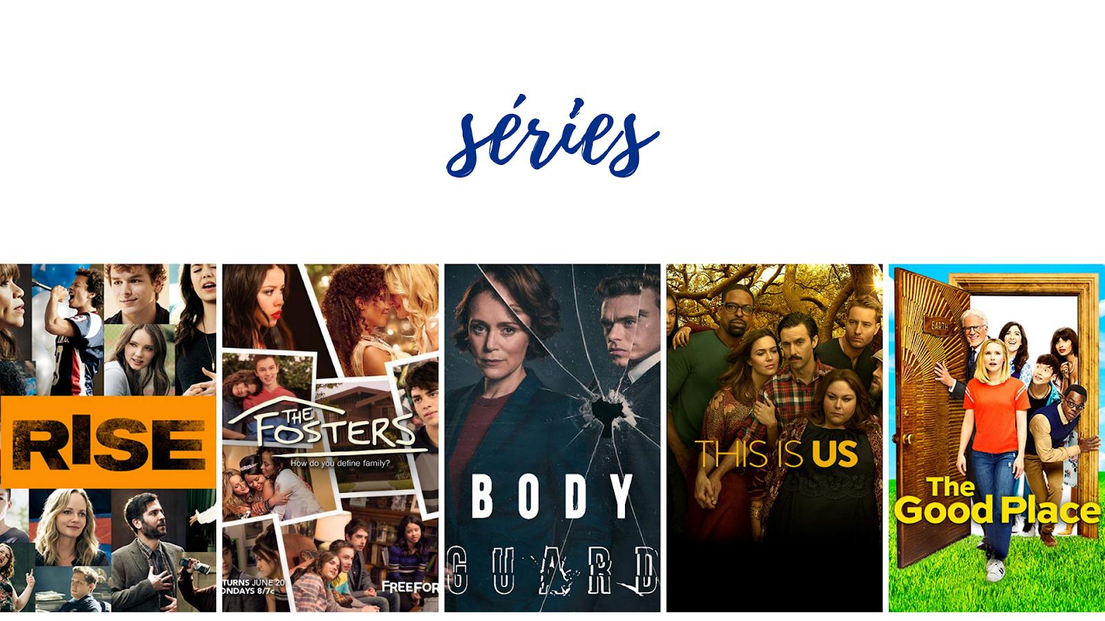 favoritos 2018 - séries