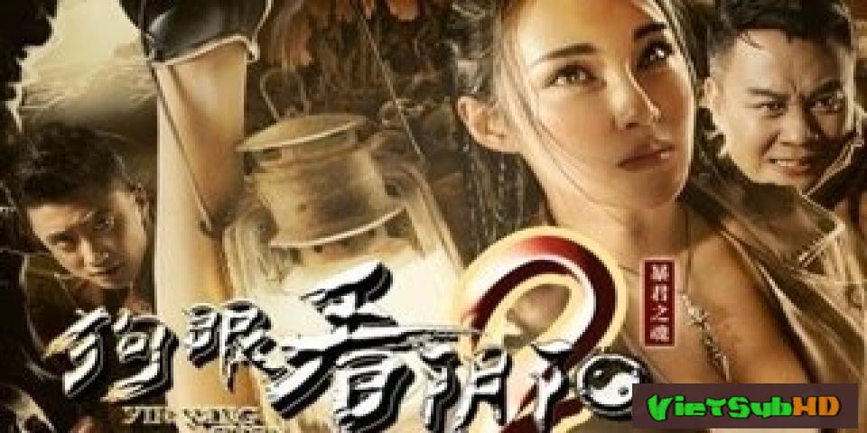 Phim Thần nhãn 2 Thuyết minh HD | Yin Yang Eyes 2 2017