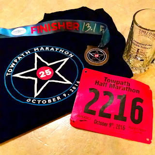 half marathon race shirt medal bling bib running racing fitness
