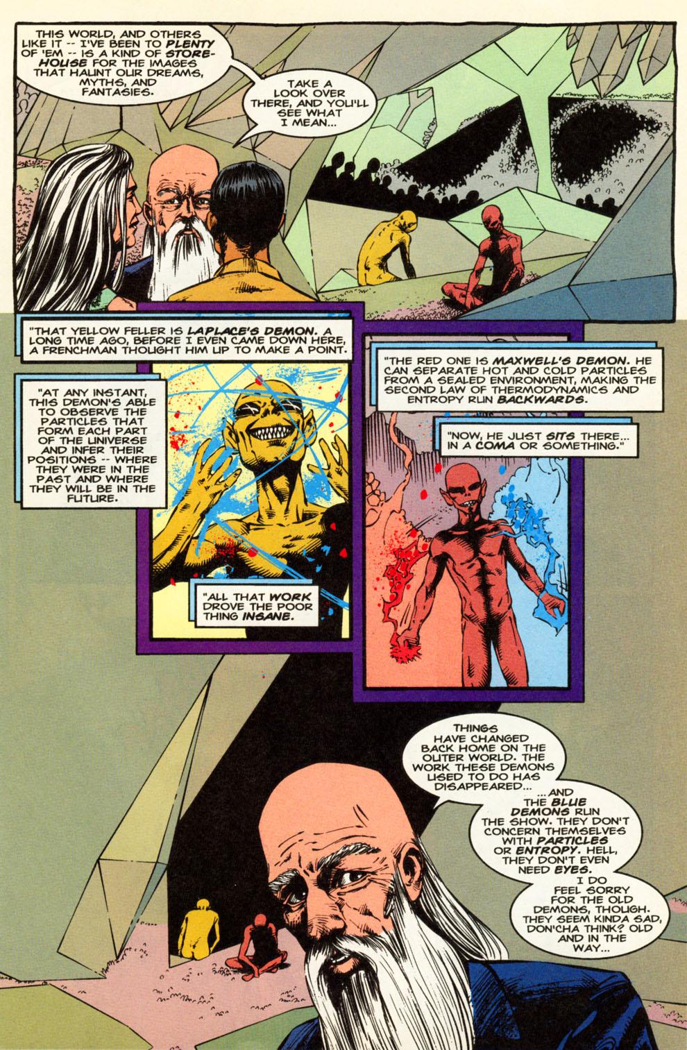Read online Animal Man (1988) comic -  Issue #86 - 7