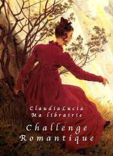 Logo du challenge romantique de claudialucia