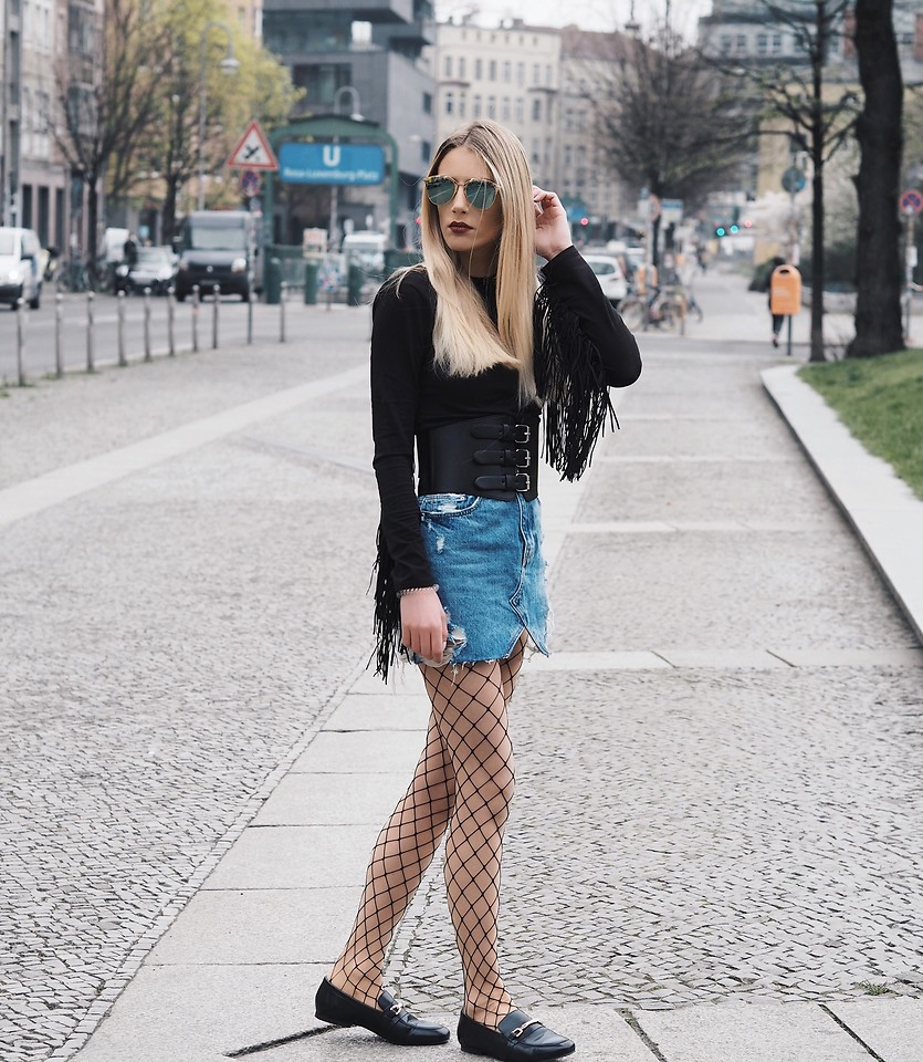 Street Style Legwear Looks Lookbook March Trends Fashionmylegs The Tights And Hosiery Blog