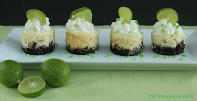 cheesecake, key lime