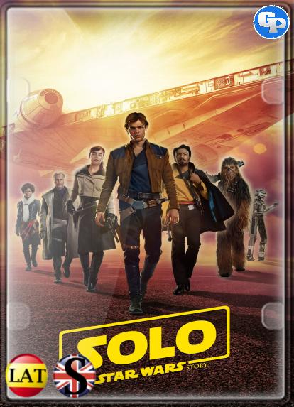 Han Solo: Una Historia De Star Wars (2018) HD 720P LATINO/INGLES
