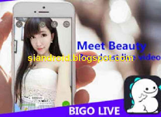 cara rekam video bigo streaming