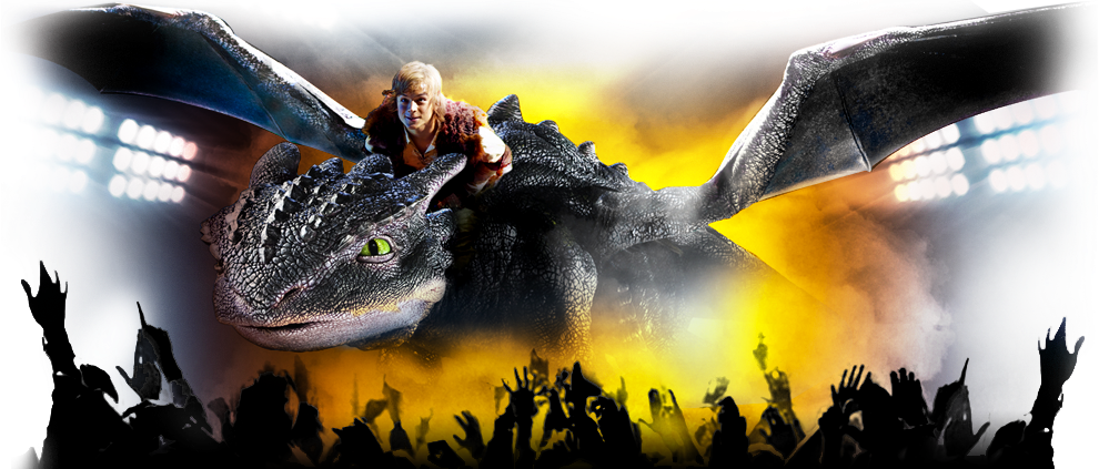 how to train your dragon spectacular