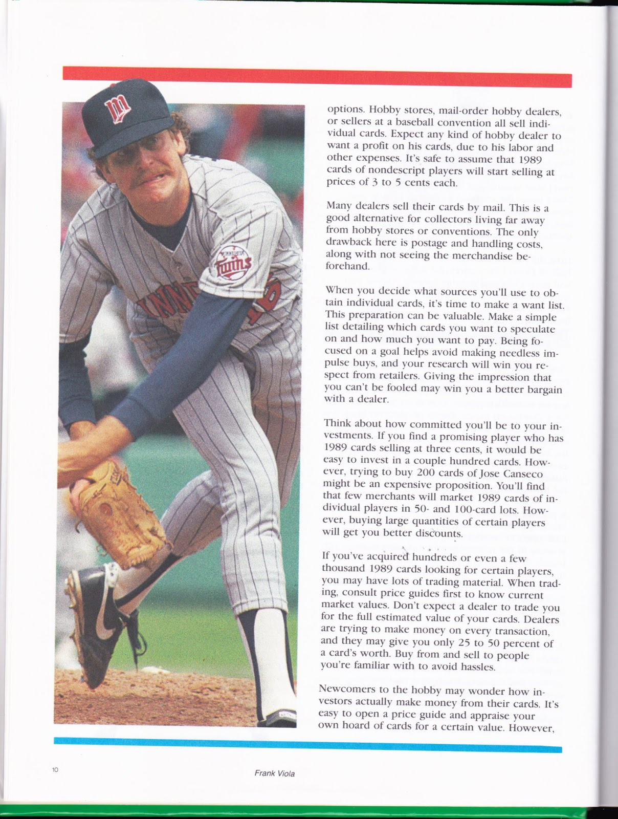 Rebel Random Ramblings Book On Baseball Cards From 30 Years Ago