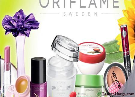 Katalog Dan Harga Produk Beauty Oriflame Indonesia