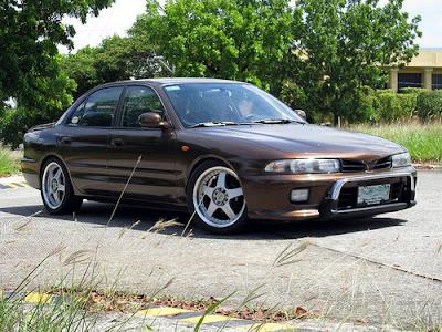 Kelebihan dan Kekurangan Mitsubishi Galant Lele