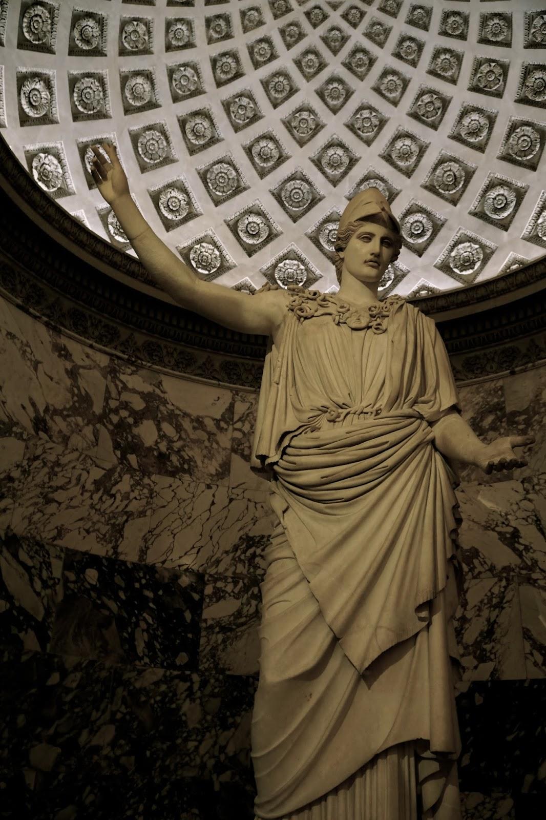 ヴェッレトリのアテーナー(Athena of Velletri)