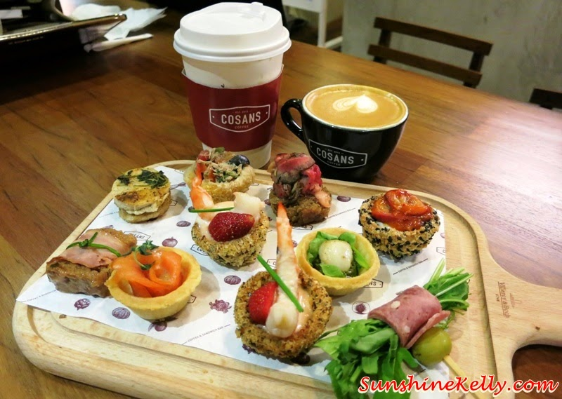 COSANS Coffee @ Solaris Mont Kiara, COSANS Coffee, Solaris Mont Kiara, coffee culture, coffee, sandwich
