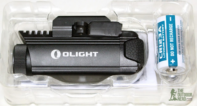 Olight PL-1 II Valkyrie Weapon Light - In Box 3