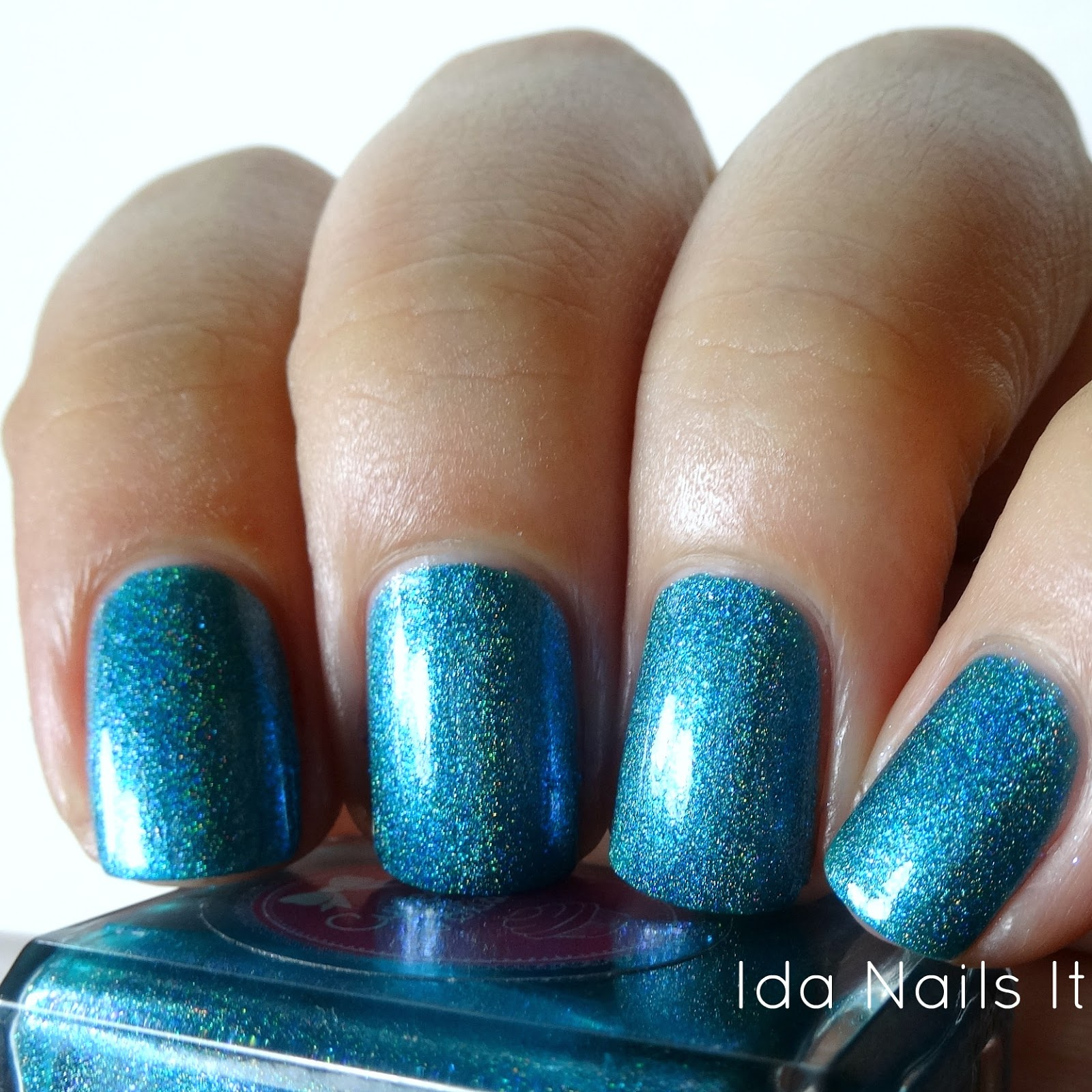 ida nails it cupcake polish luau collection swatches and review