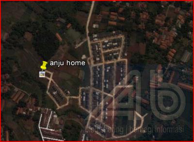 peta perumahan ambar,peta ambar cibinong residence