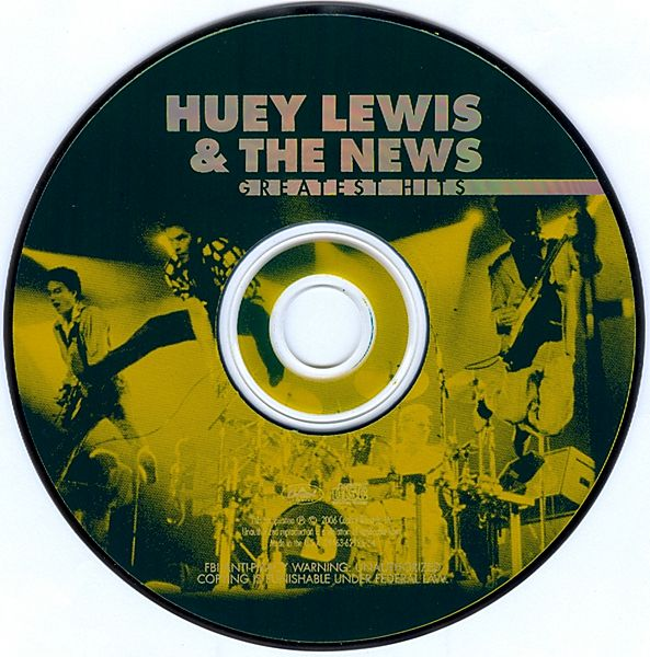 huey lewis and the news discography download