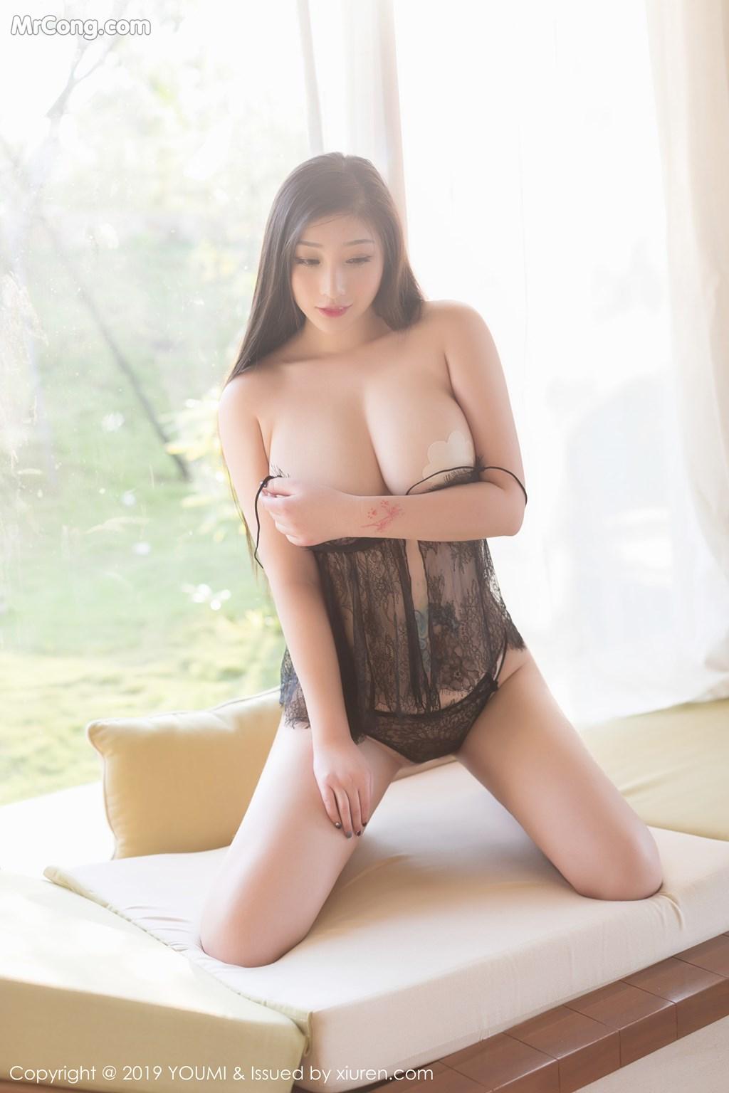 Image YouMi-Vol.319-Daji-Toxic-MrCong.com-009 in post YouMi Vol.319: Daji_Toxic (妲己_Toxic) (52 ảnh)