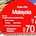 Khám phá Malaysia cùng với Air Asia.