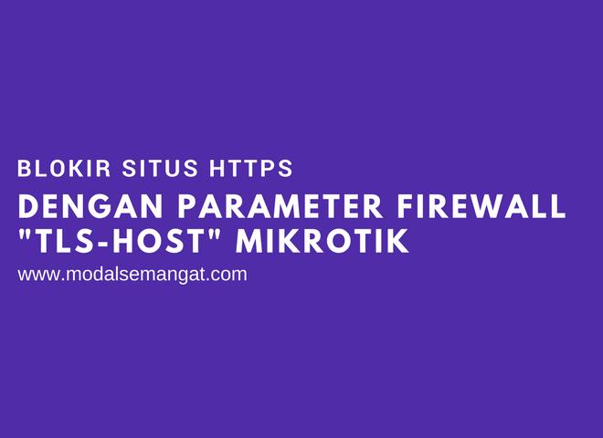 Blokir Website HTTPS