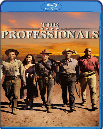 The Professionals [1966] [BD25] [Subtitulado]
