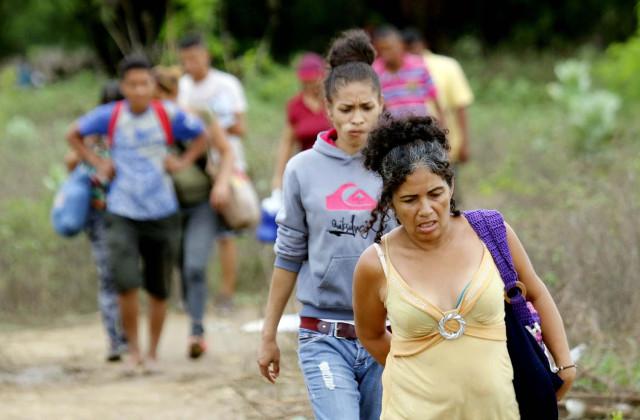 El buque hospital USNS Comfort atenderá a desplazados venezolanos en Colombia
