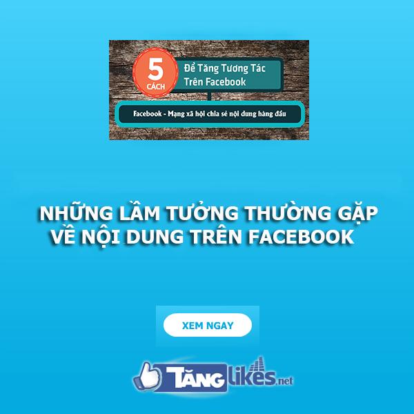 lam tuong cua nguoi dung ve noi dung tren facebook