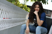Actress Rithika Sing Latest Pos in Denim Jeans at Guru Movie Interview  0129.JPG