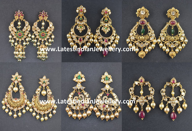 Enchanting Chandbali Collection