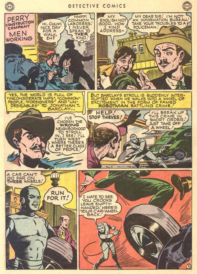Read online Detective Comics (1937) comic -  Issue #147 - 28