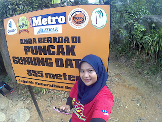 Hiking @ Trans Gunung Datuk - Gunung Rembau - Gunung Gagak
