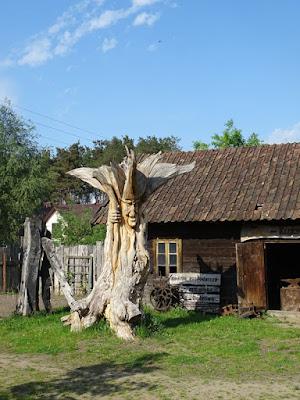 prywatny skansen w Kuligowie.