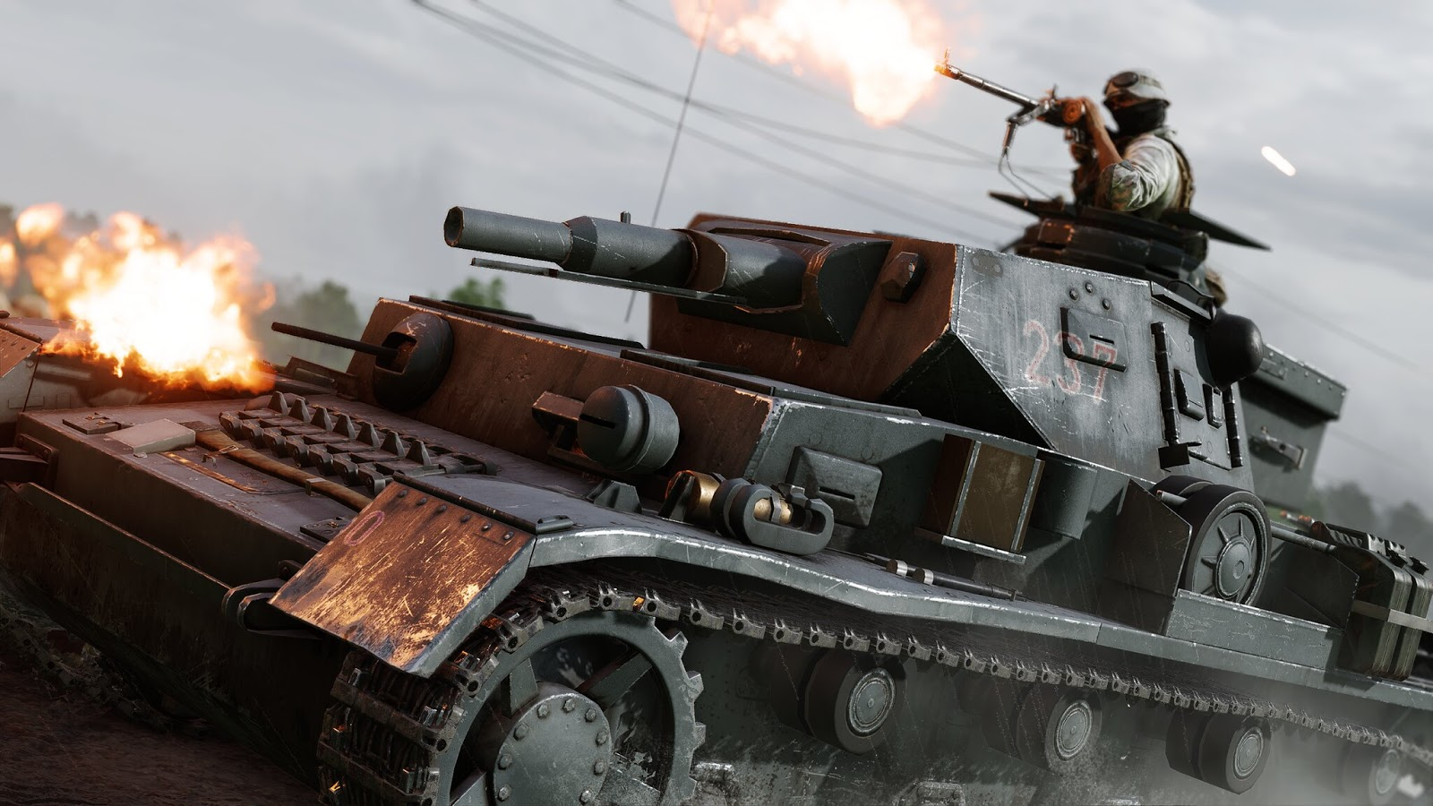 Battlefield V: Primeiros detalhes do Ranking Competitivo são revelados e mais