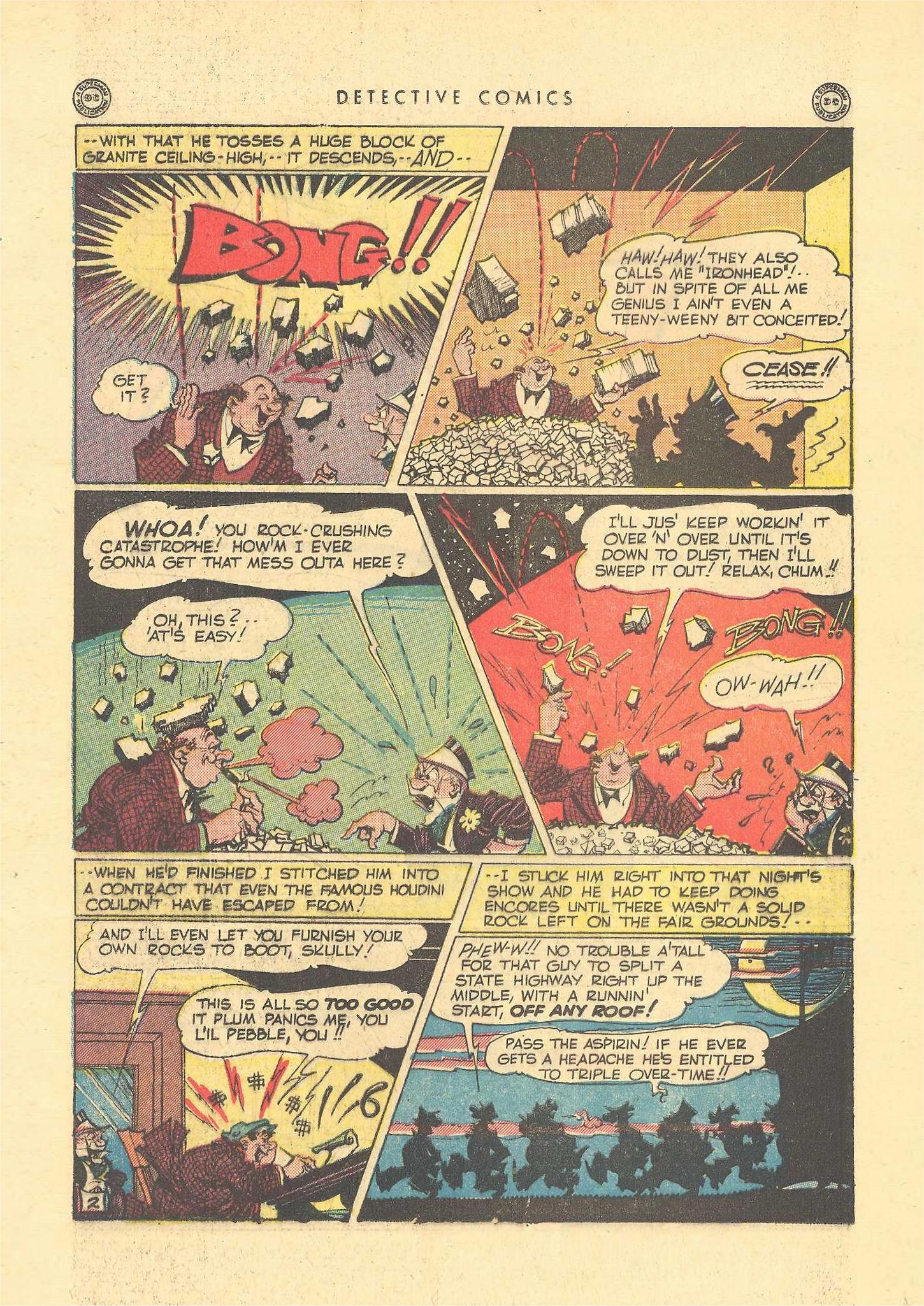 Read online Detective Comics (1937) comic -  Issue #109 - 34