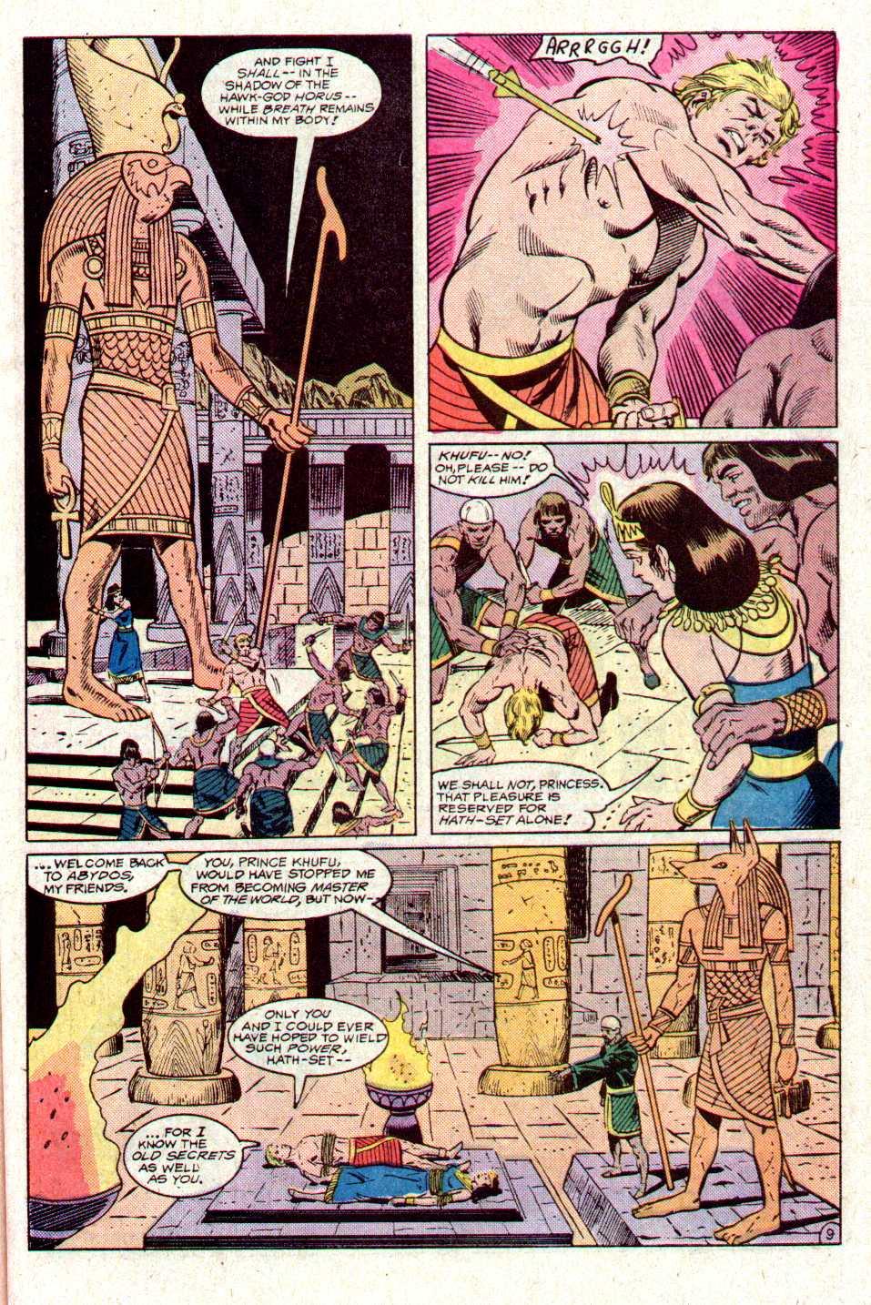 Read online Secret Origins (1986) comic -  Issue #11 - 26