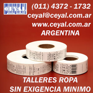 codigo de barras pantalon Argentina