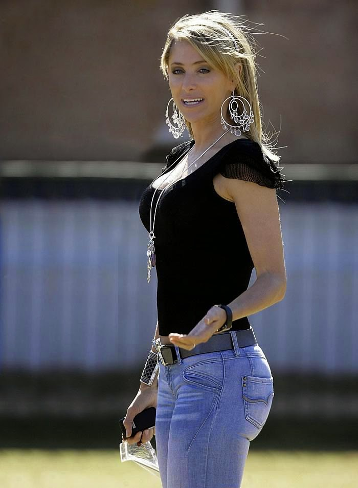 Ines Sainz Fashion Style