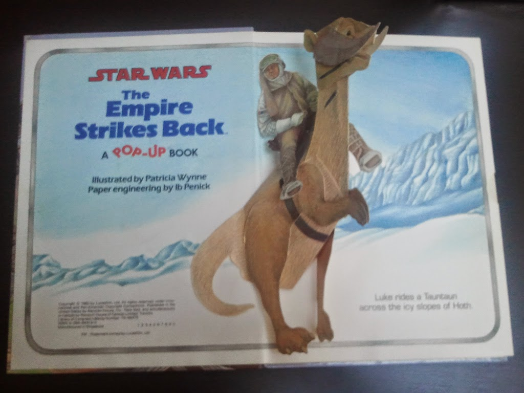 Living with Star Wars: Star Wars Pop Up Books 2
