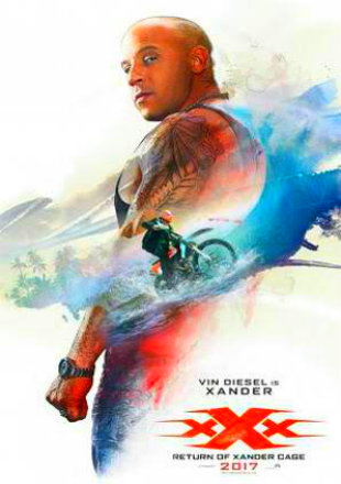 Poster of xXx Return of Xander Cage 2017 Hindi Dubbed Movie Download