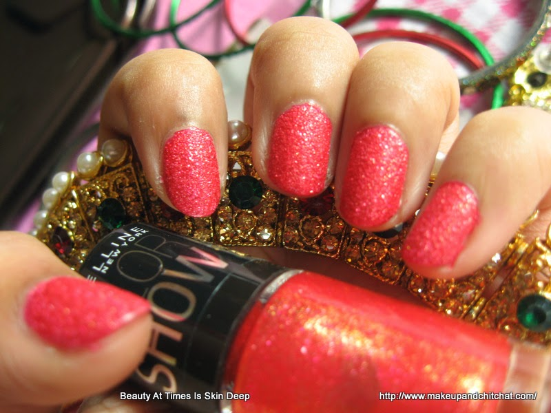 Maybelline Glitter Mania Red Carpet