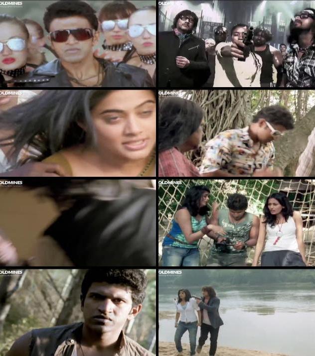 Anna Bond 2016 Hindi Dubbed 480p HDRip